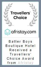 Afristay Award Batterboy